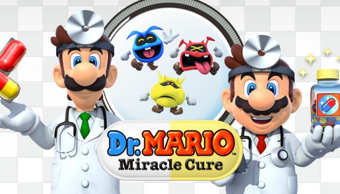 NoE: 'Out now on Nintendo eShop – Dr. Mario: Miracle Cure'