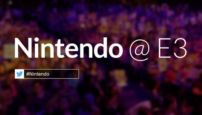 NoE: 'Nintendo's E3 events bring the show to you in Europe!'