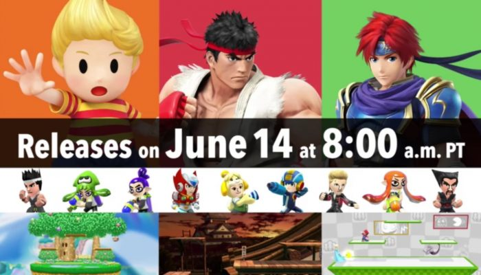 Super Smash Bros. – New Content Approaching 6.14.15