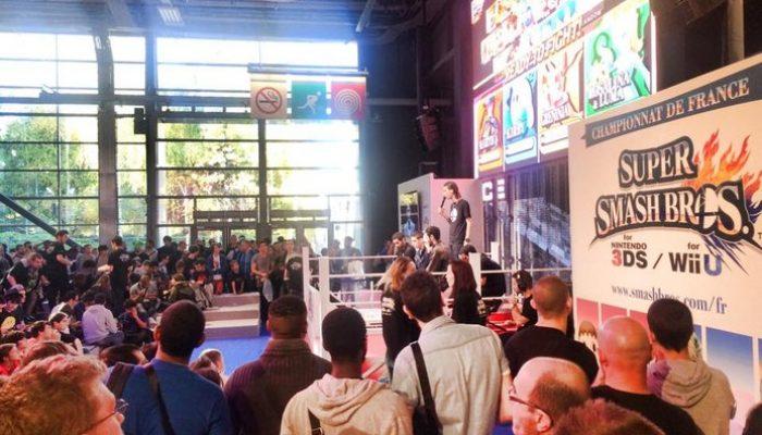 Nintendo France : 'Une avalanche de tournois à Japan Expo 2015 sur le stand Nintendo'