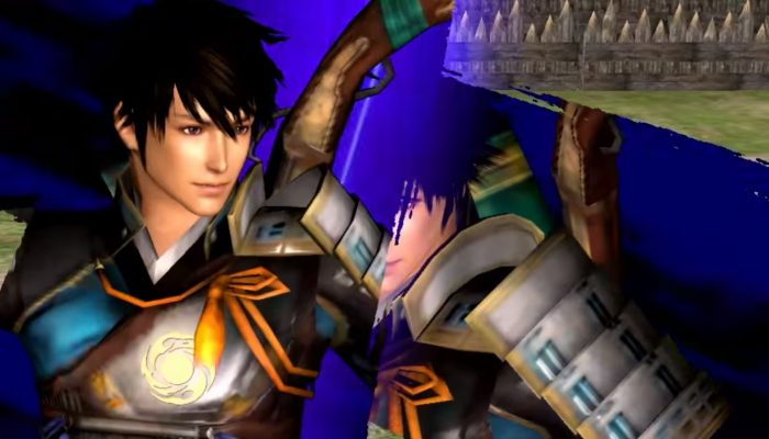 Samurai Warriors Chronicles 3 – Male and Female Protagonists Gameplay Footage