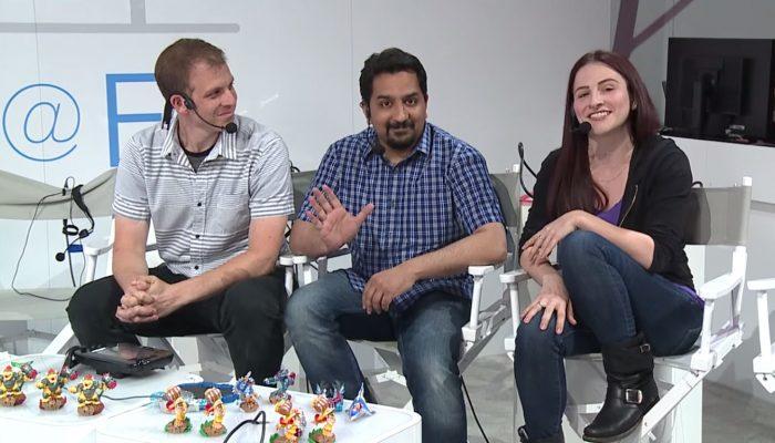 Nintendo Treehouse Live @ E3 2015 (Day 1) – Skylanders SuperChargers