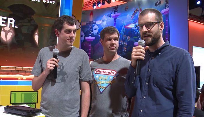Nintendo Treehouse Live @ E3 2015 (Day 1) – Super Mario Maker (Part 2)