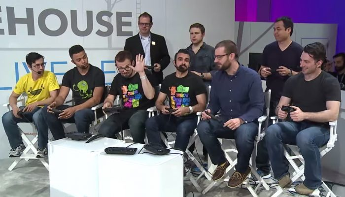 Nintendo Treehouse Live @ E3 2015 (Day 1) – Runbow