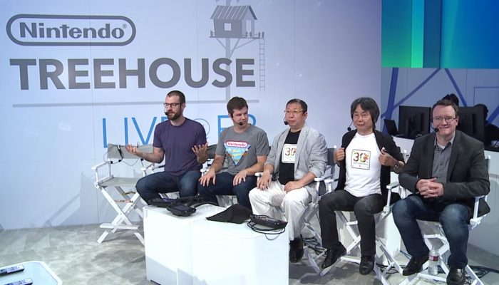 Nintendo Treehouse Live @ E3 2015 (Day 1) – Super Mario Maker (Part 1)