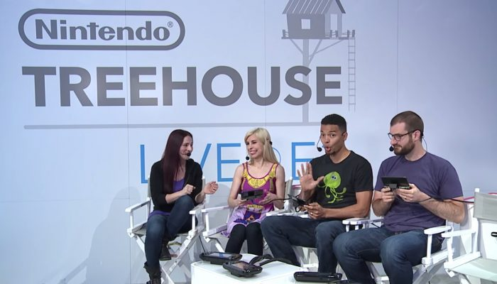 Nintendo Treehouse Live @ E3 2015 (Day 1) – The Legend of Zelda: Tri Force Heroes