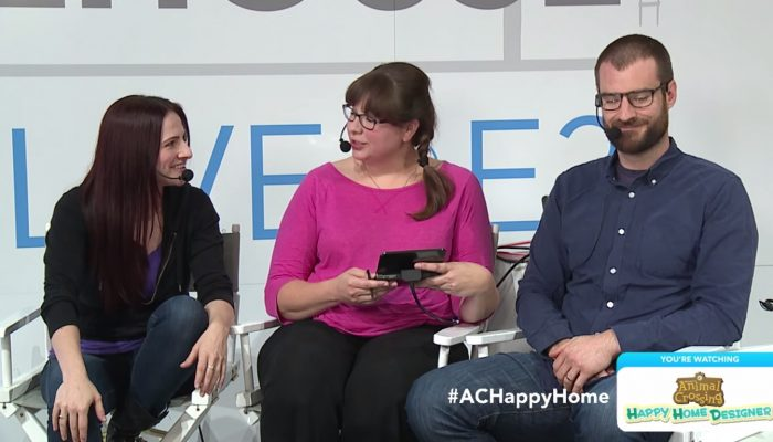 Nintendo Treehouse Live @ E3 2015 (Day 1) – Animal Crossing: Happy Home Designer