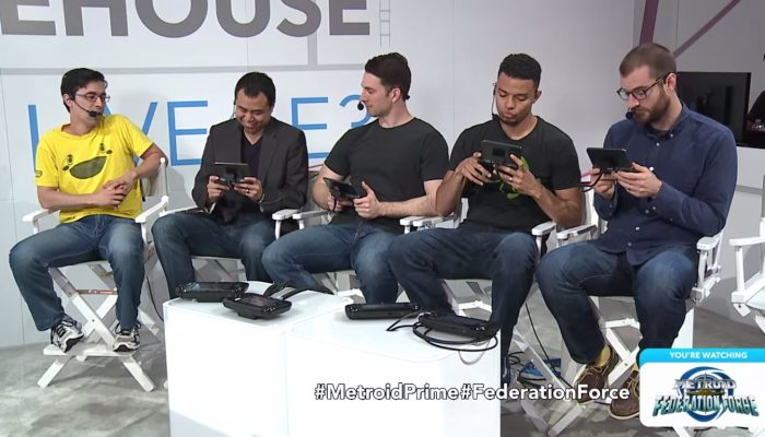 Nintendo Treehouse Live @ E3 2015 (Day 1) – Metroid Prime: Federation Force