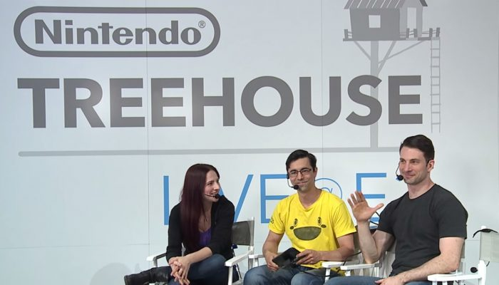 Nintendo Treehouse Live @ E3 2015 (Day 1) – Mario & Luigi: Paper Jam