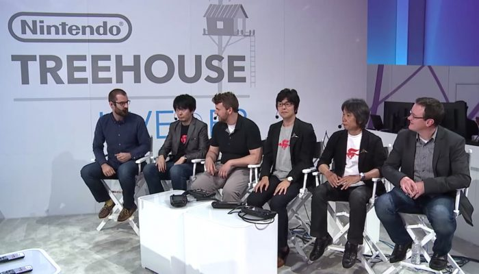 Nintendo Treehouse Live @ E3 2015 (Day 1) – Star Fox Zero (Part 2)
