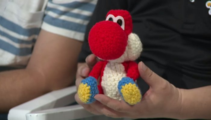 Nintendo Treehouse Live @ E3 2015 (Day 2) – Yoshi's Woolly World