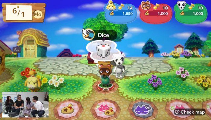 Nintendo Treehouse Live @ E3 2015 (Day 2) – Animal Crossing: amiibo Festival