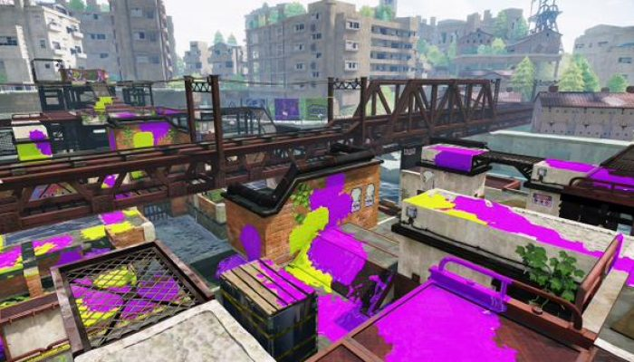Bluefin Depot now available in Splatoon