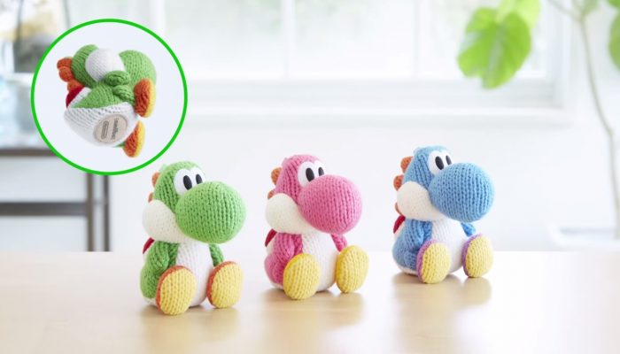 Yoshi's Woolly World – Japanese amiibo Trailer