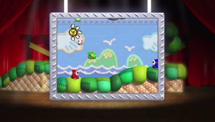 Yoshi's Woolly World – Bande-annonce histoire