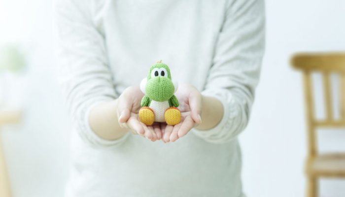 Yoshi's Woolly World – Screenshots from 4Gamer