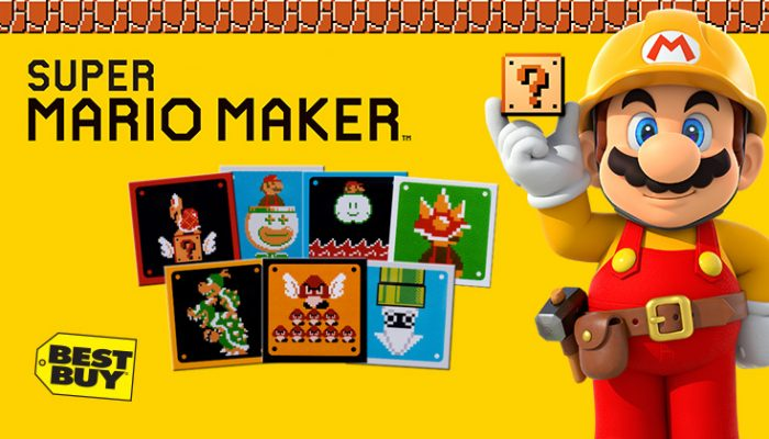 NoA: 'Super Mario Maker 7-button set offer'