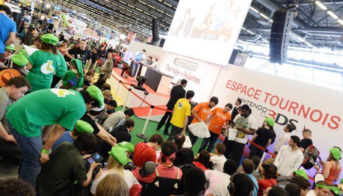 Live Japan Expo 2015 Nintendo – Jeudi 2 juillet