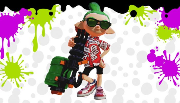 NoE: 'Ink-tastic new content coming to Splatoon with a major update releasing on 6th August'