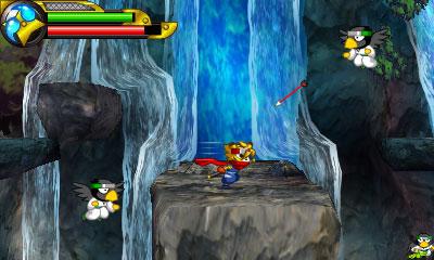 Nintendo eShop Downloads Europe Ninja Battle Heroes