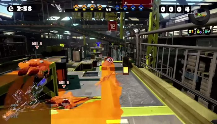 Splatoon – Analyse de l'arme : Aérogun