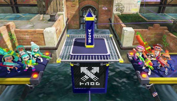 NoA: 'Nintendo Adds New Online Multiplayer Game Mode for Kids and Squids in Splatoon'