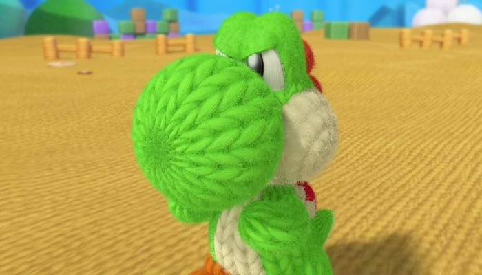 Yoshi's Woolly World – Japanese Commercials