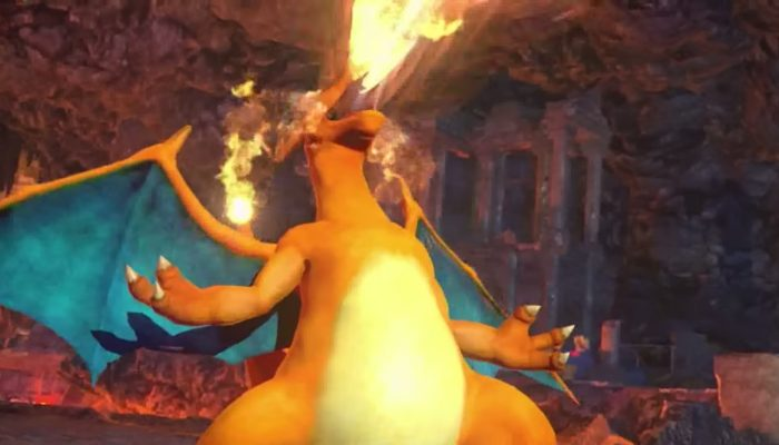 Pokkén Tournament – Charizard Reveal Trailer