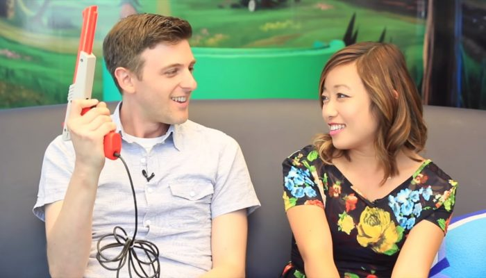 Nintendo Minute – What's in the Bag??