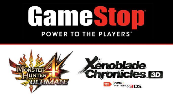 NoA: 'GameStop demo event on 7/17'