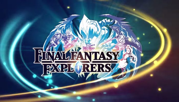Final Fantasy Explorers – Announcement Trailer
