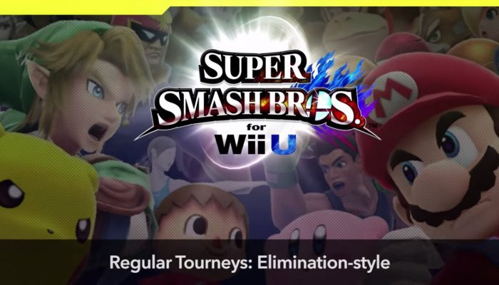 Super Smash Bros. for Nintendo 3DS and Wii U update coming on July 31