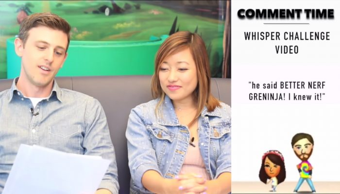 Nintendo Minute – Comment Time [2]