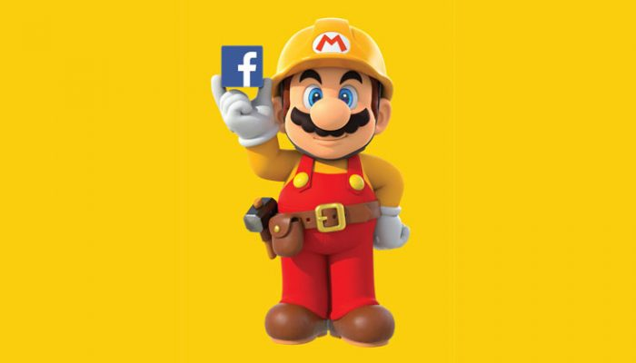NoA: 'Nintendo partners with Facebook for Super Mario Maker Hackathon event'