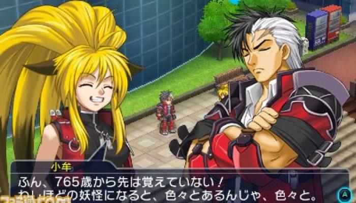 Project X Zone 2 – Newest Japanese Screenshots from Famitsu