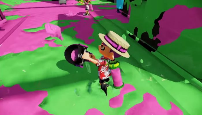 Splatoon – Fifth Japanese Commercial