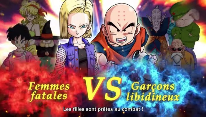 Dragon Ball Z: Extreme Butoden – Bande-annonce Japan Expo : Extreme Fighting
