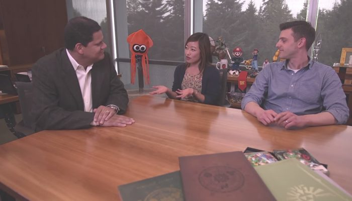 Nintendo Minute – E3 Memories with Reggie