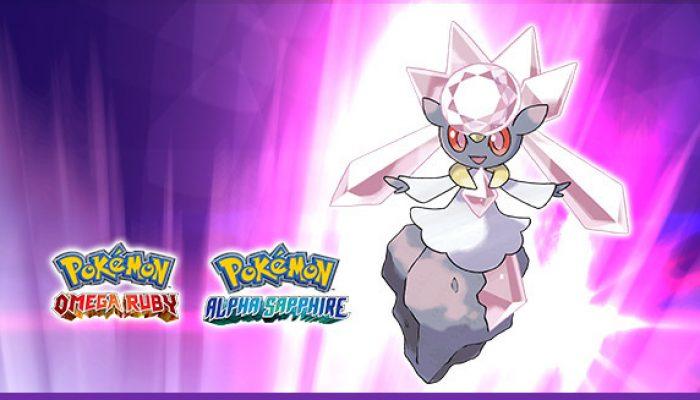 Pokémon: 'Get a Dazzling Diancie!'