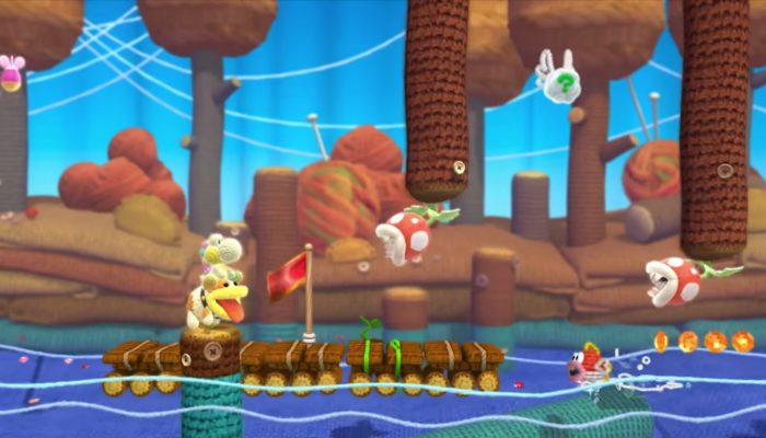 Yoshi's Woolly World – Badge de puissance et mode relax