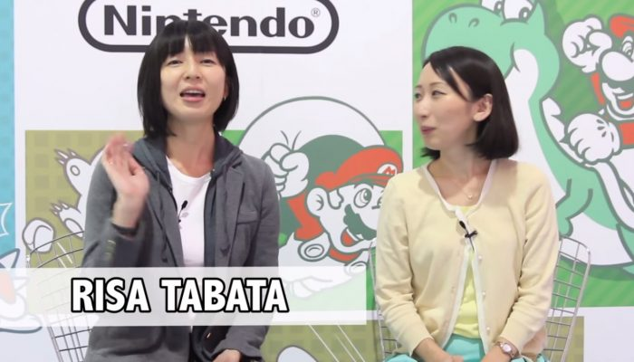 Developer Chat with Aya Kyogoku and Risa Tabata