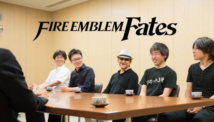 Nintendo France : 'Des informations inédites vous attendent dans l'interview Iwata demande : Fire Emblem Fates !'
