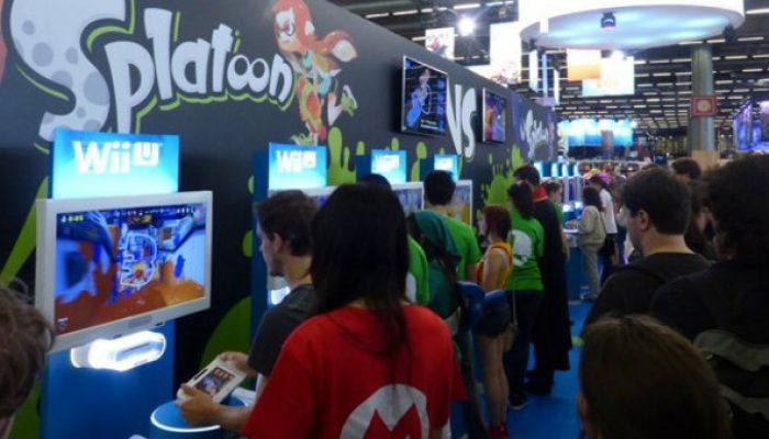 Nintendo France : 'Les règlements des concours organisés à la Japan Expo 2015 sont disponibles.'