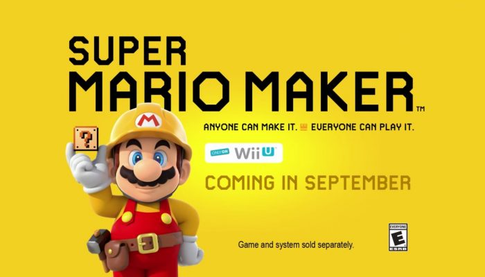 Super Mario Maker – Coming Soon Commercial