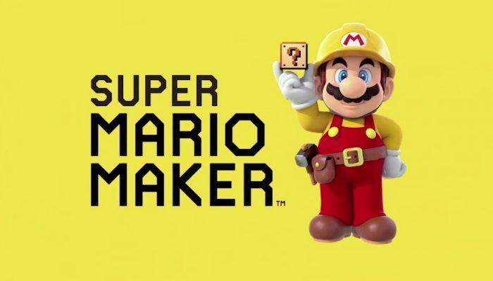 Super Mario Maker – Nintendo World Championships 2015 (sous-titré en français)