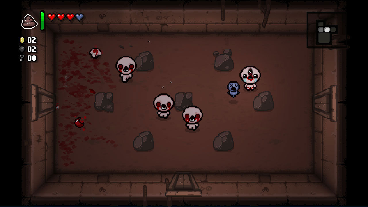 Nintendo eShop Downloads North America The Binding of Isaac Rebirth