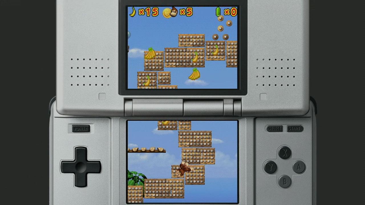 Nintendo eShop Downloads North America DK Jungle Climber