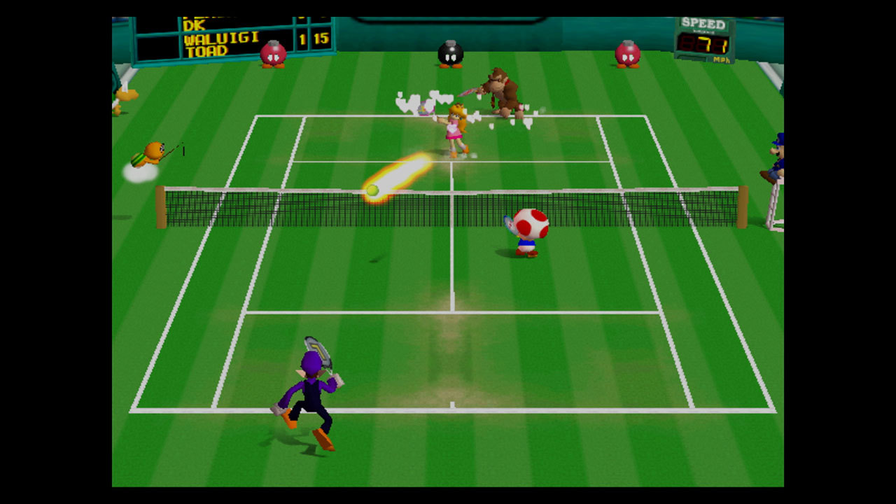 Nintendo eShop Downloads North America Mario Tennis