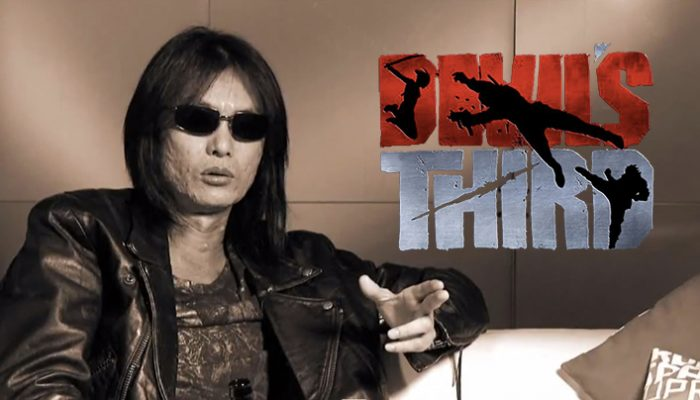 Tomonobu Itagaki speaks on Devil's Third's European reception on Facebook
