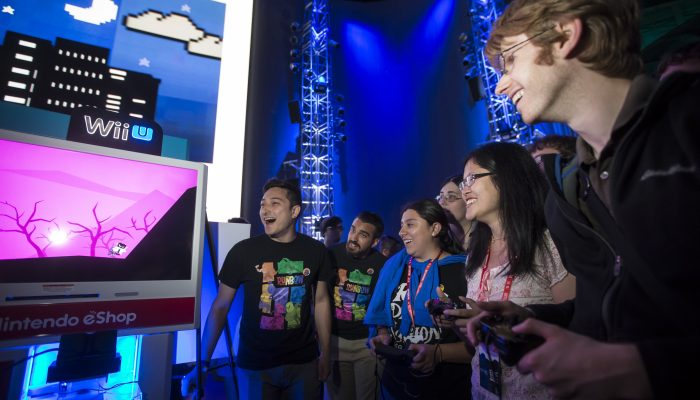 "Pictures from Nintendo's ""Nindies@Night"" Event at EMP Museum"